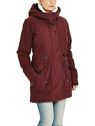 Bench Relator, Manteau Femme, Rouge-Rot (Dark Red BU023), 36 1f32ea3f0540