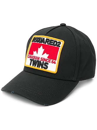 Dsquared2 Canadian Twins Baseball cap - Black