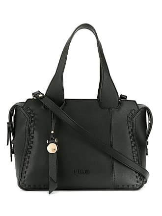 Liu Jo Enchained Romantic Graphism tote bag - Black