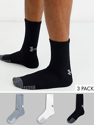 Under Armour Training - Heat Gear - Confezione da 3 calzini multi-Multicolore