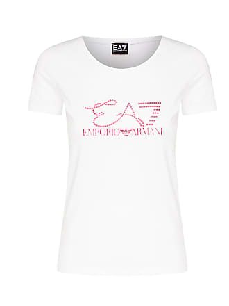 34d48efd7 Giorgio Armani Short Sleeve T-Shirts for Women − Sale: up to −60 ...