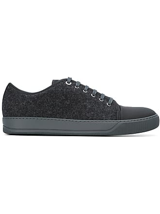 Lanvin toe-capped sneakers - Grey