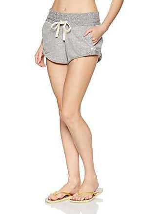Hurley Womens Apparel Womens Chill Fleece Shorts, Black, S