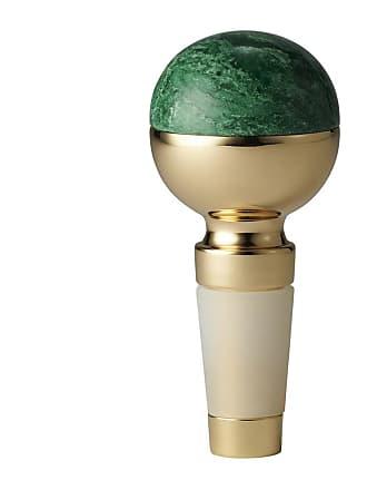 Aerin Sphere Stone Bottle Stopper - Jade