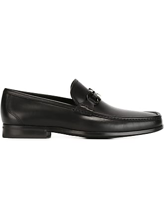 Salvatore Ferragamo Master 3 loafers - Black