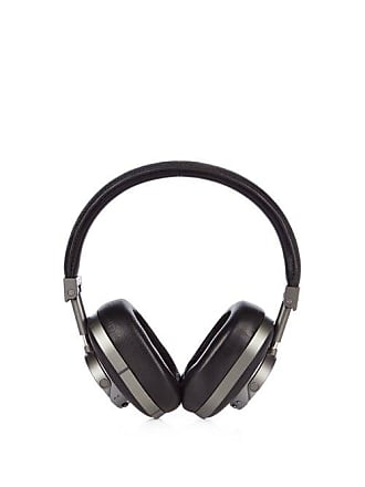 Master & Dynamic Mw60 Leather On Ear Wireless Headphones - Mens - Grey