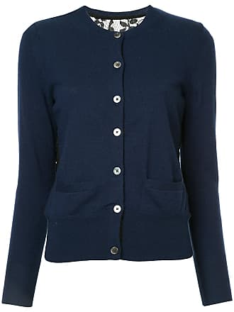 Onefifteen Cardigan de cashmere - Azul