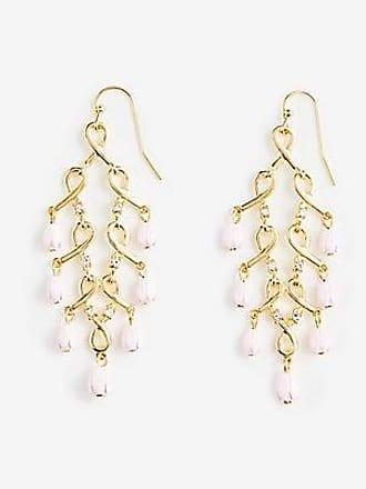 ANN TAYLOR Tulip Statement Earrings