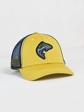 United By Blue Mountain Fish Trucker Hat