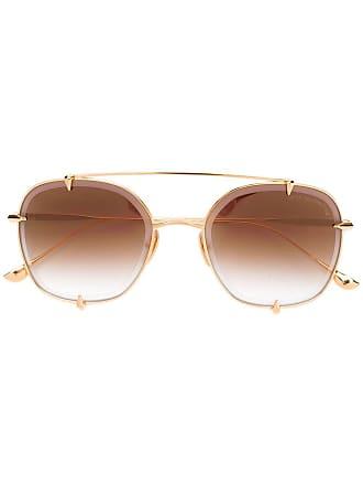 Dita Eyewear Óculos de sol degradê - Metálico