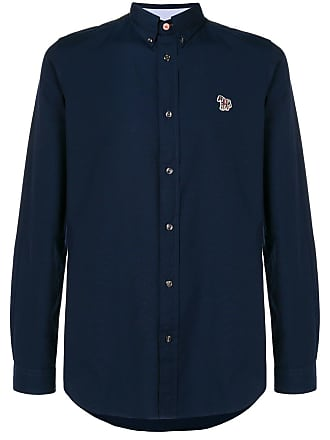 Paul Smith Camisa lisa - Azul