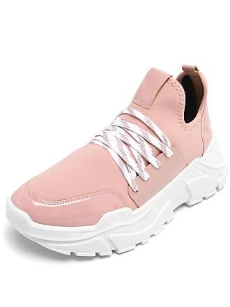 Zatz Tênis Zatz Dad Sneaker Chunky Rosa