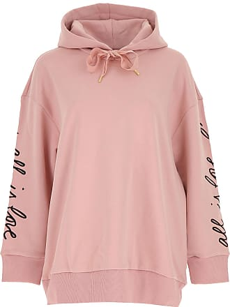 02cda5e13ef02 Stella McCartney Sweatshirt for Women On Sale, Pink, Cotton, 2017, USA 4