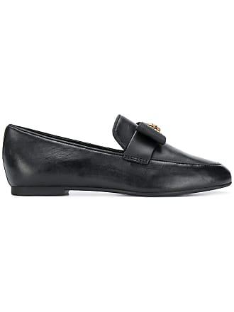 097ec6fbfd730 Michael Michael Kors lion plaque loafers - Black