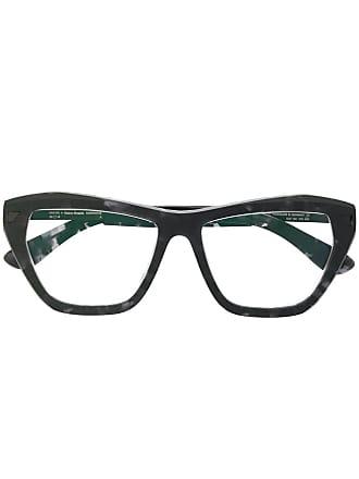 Mykita Armação de óculos quadrada - Preto