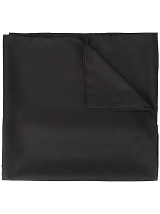 Undercover smiley motif scarf - Preto