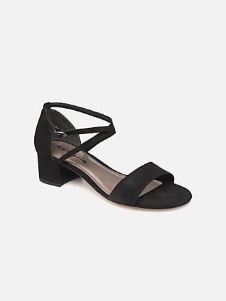 b42ebab10219bc Tamaris Tapioca - Sandalen für Damen   schwarz