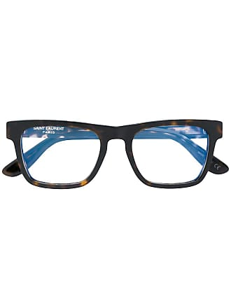 Saint Laurent Eyewear Armação de óculos SLM12 002 - Marrom