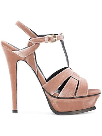 a31822c6d2f9 Saint Laurent Classic Tribute 105 sandals - Neutrals