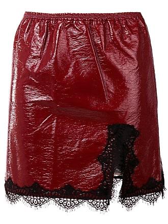 Giambattista Valli fitted skirt - Red