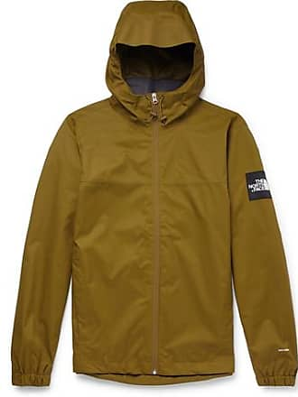 897ffbd6e7 The North Face Mountain Q Waterproof Shell Hooded Jacket - Army green