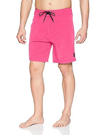cddf189b7d Body Glove Mens 4 Way Stretch 19 inch Boardshort Board Short, neon Pink, 40