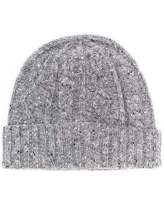 Brunello Cucinelli knitted hat - Cinza