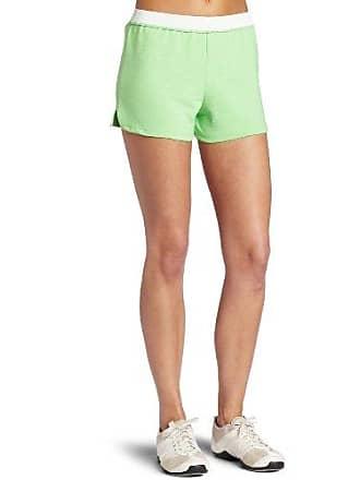 Soffe Juniors Athletic Short, Summer Green, Medium