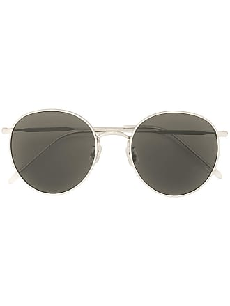 Gentle Monster Óculos de sol Waterdrop - Prateado
