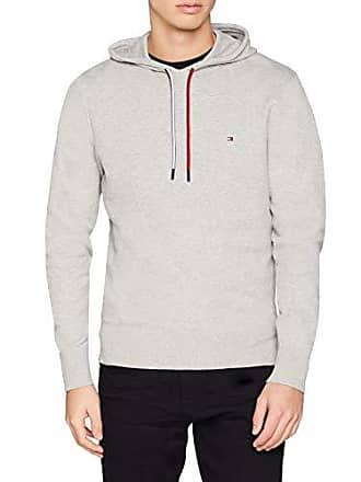 303e02a921c7 Tommy Hilfiger Cotton Mesh Structured Hoody