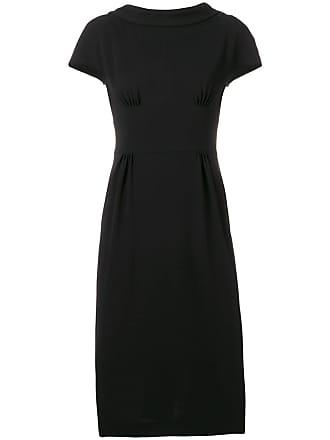Aspesi Vestido slim - Preto