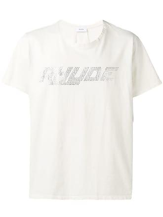Rhude Camiseta com logo - Neutro