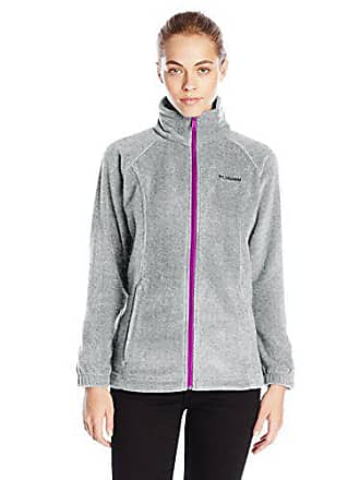 9036e1c0b53 Columbia Womens Benton Springs Classic Fit Full Zip Soft Fleece Jacket