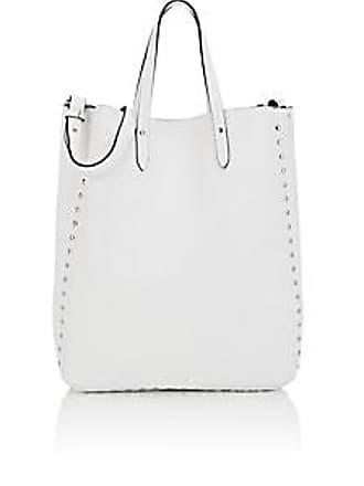 647ba01103b027 Barneys New York Womens Leather Tote Bag - White