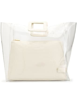 Staud Shirley large tote bag - Branco