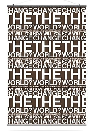 Inhabit Change the World Canvas Wall Art