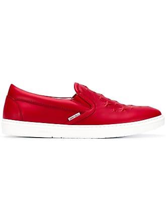 Jimmy Choo London Grove sneakers - Vermelho