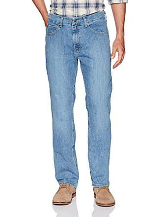 Lee Mens Regular Fit Straight Leg Jean, Monroe, 28W x 30L