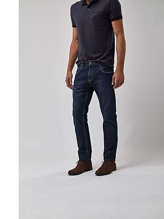 Zapalla Calça Jeans Basica Escura - Jeans Escuro - Tamanho 40