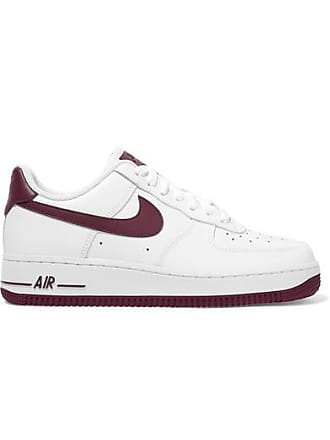 Nike Air Force 1 07 Leather Sneakers - White
