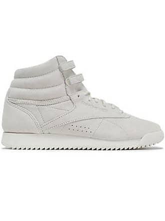 eacf6213102 Reebok Reebok Woman Suede Sneakers Off-white Size 6.5