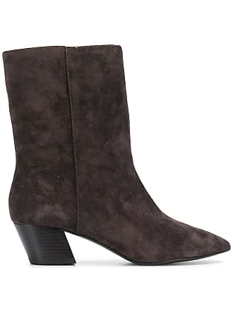 Ash Marron boots ankle pointed pointed Ash Hw1THq