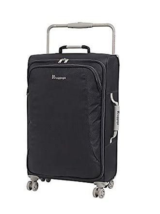 IT Luggage IT Luggage 27.6 Worlds Lightest 8 Wheel Spinner, Magnet With Cobblestone Trim