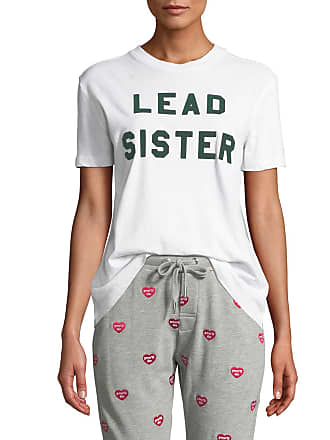 Zoe Karssen Lead Sister Crewneck Graphic Tee
