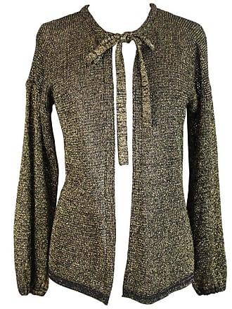 54b1c87dd5b7b Pierre Cardin 1990s Pierre Cardin Black Laminate Cardigan Sweater
