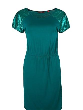 Kleid s oliver blau