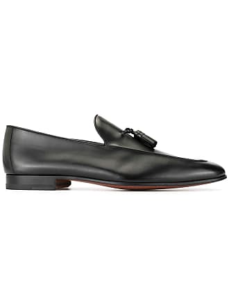 Magnanni tassel loafers - Black