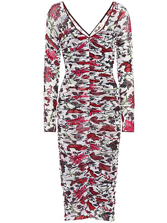 Diane Von Fürstenberg Floral-printed dress