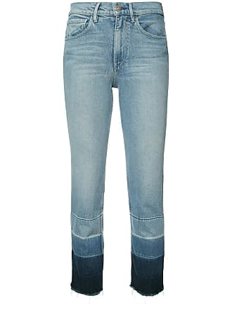 3x1 Shelter cropped jeans - Blue