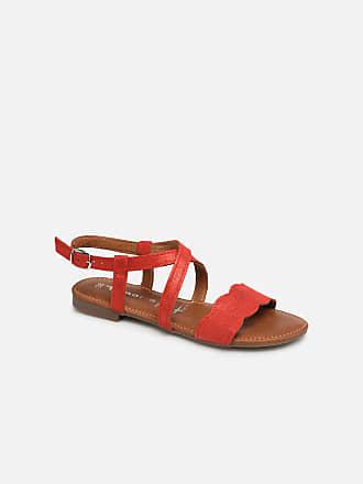 320a8010e94c55 Tamaris Juana - Sandalen für Damen   rot